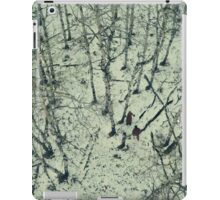 Snowy Forest iPad Case/Skin