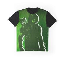Green Justice Graphic T-Shirt