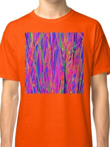 Splashes of colour - abstract Classic T-Shirt