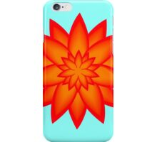Autumn Petals iPhone Case/Skin