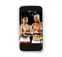 pacman vs bradley Samsung Galaxy Case/Skin