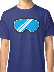 Winter SNOW Goggles  Classic T-Shirt
