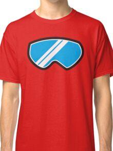 Winter SNOW Goggles  Classic T-Shirt