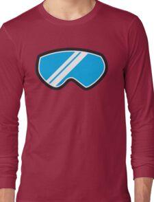 Winter SNOW Goggles  Long Sleeve T-Shirt