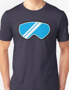 Winter SNOW Goggles  Unisex T-Shirt