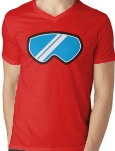 Winter SNOW Goggles  Mens V-Neck T-Shirt