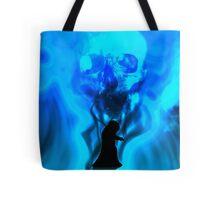 Necromancy Blues Tote Bag