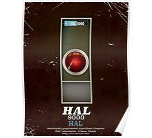 HAL 9000 Vintage magazine advertisment Poster