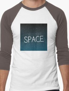 I need more space on starfield Men's Baseball ¾ T-Shirt