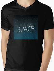 I need more space on starfield Mens V-Neck T-Shirt