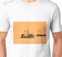 In Harbor Unisex T-Shirt