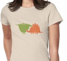 dinner Womens Fitted T-Shirt
