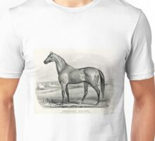 American eclipse - The celebrated racehorse and sire of racers - Currier & Ives - 1880 Unisex T-Shirt