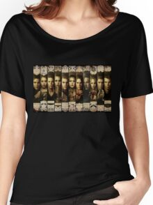 The Vampire diaries & the original Women's Relaxed Fit T-Shirt