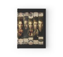 The Vampire diaries & the original Hardcover Journal