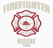Firefighter Kids Clothes