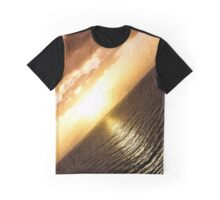 Angle of A Sunrise Graphic T-Shirt