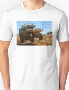 40 Series Landcruisers Owners of South Australia T-Shirt