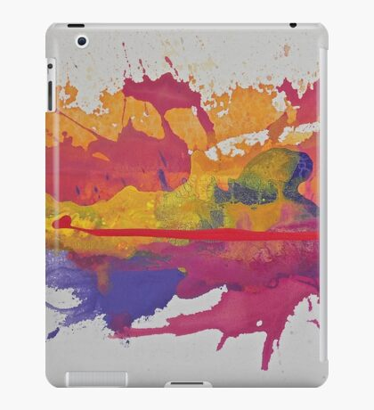 Thriving Sundown iPad Case/Skin
