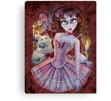 Miss Fortune Canvas Print