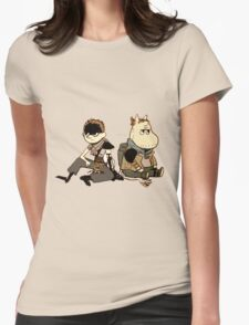 Mad Max - Fury Road x The Moomins - Snufkin Furiosa and Moomin Max T-Shirt