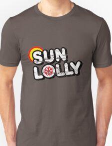 Sun Lolly Logo - Distressed T-Shirt