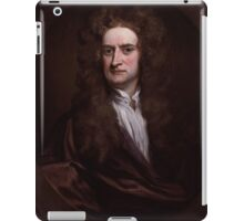 Sir Isaac Newton by Sir Godfrey Kneller iPad Case/Skin