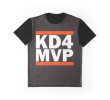 Kd4 Graphic T-Shirt