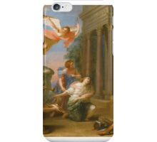 French School, third quarter of the 17th century AN ALLEGORY OF THE VICTORY OF PEACE OVER WAR iPhone Case/Skin