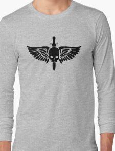 Space Marine Symbol Long Sleeve T-Shirt