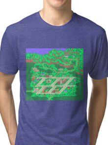 Onett Overworld Tri-blend T-Shirt