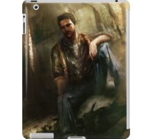 Uncharted Poster iPad Case/Skin