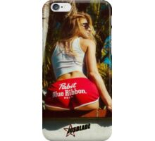 90s Beach Girl ★ iPhone Case/Skin