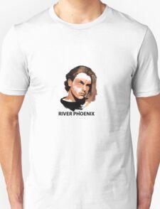River Phoenix #1 T-Shirt