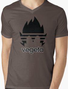 Vegeta Mens V-Neck T-Shirt