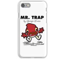 Mr Trap iPhone Case/Skin