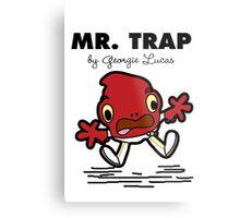 Mr Trap Metal Print