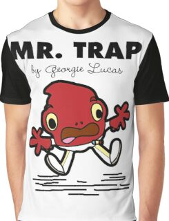 Mr Trap Graphic T-Shirt
