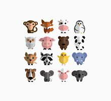 Flat animals Unisex T-Shirt
