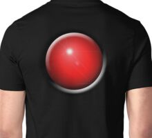 SNOOKER, Snooker Ball, Red Ball, Sink the red! Billiards, Game Unisex T-Shirt