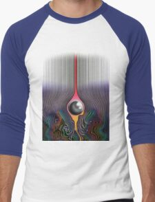 Tame Impala - Currents fan t-shirt Men's Baseball ¾ T-Shirt