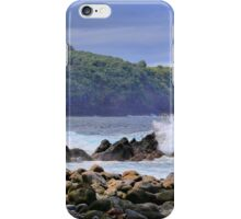 Laupahoehoe Point iPhone Case/Skin