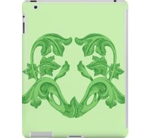 Green Heart iPad Case/Skin
