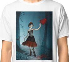 Bleeding heart - circus doll Classic T-Shirt