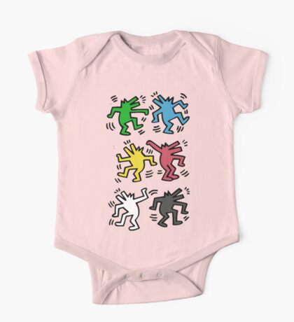 Lets Dance - HARING One Piece - Short Sleeve