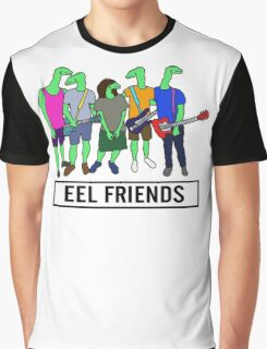 Eel Friends 3 Graphic T-Shirt