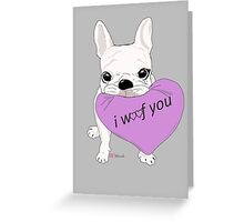 coco in love Greeting Card