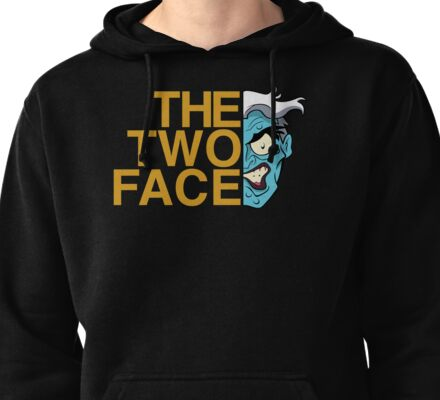 The Two Face Pullover Hoodie