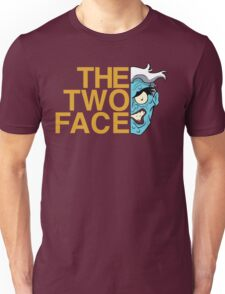 The Two Face Unisex T-Shirt