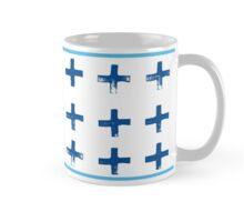 Blue Cross Mug